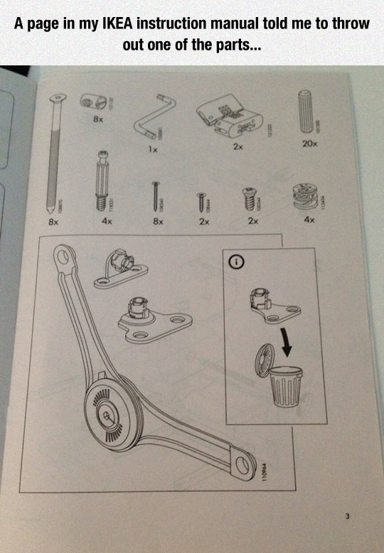 Honest Instruction Manual