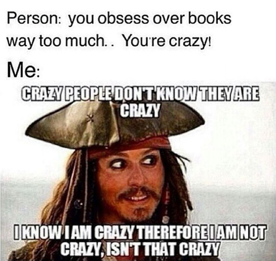 Obsessed With Books