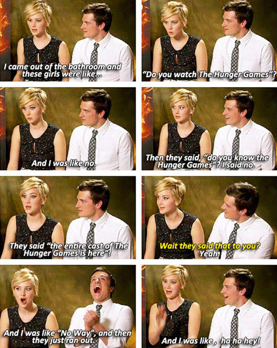funny-Jennifer-Lawrence-Hunger-Games-cast