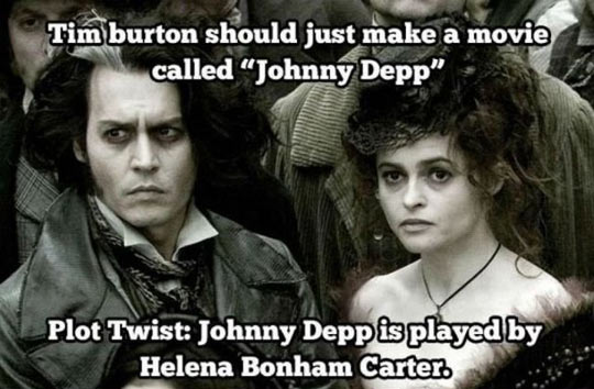 Johnny Depp The Movie
