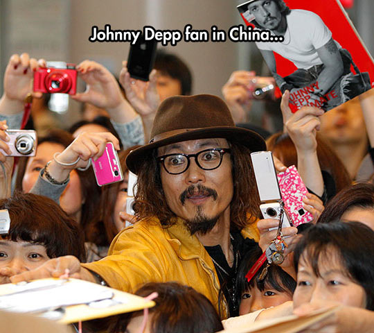 The Best Johnny Depp Impersonator
