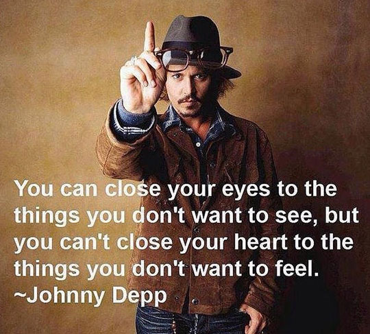 As The Wise Johnny Once Said