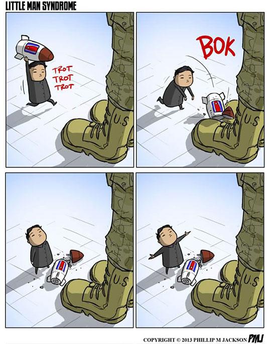 North Korea Threatening America