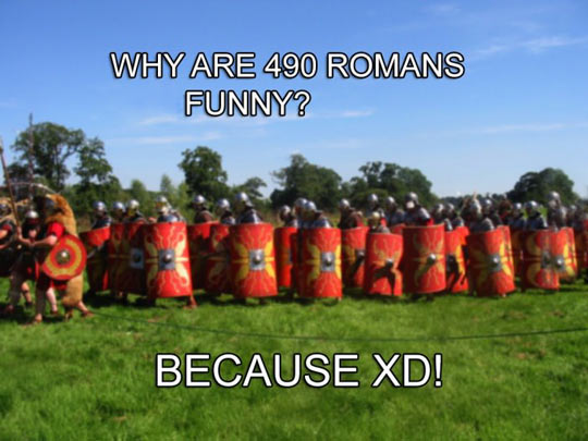 funny-Romans-funny-numbers-soldiers