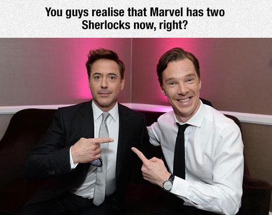 funny-Sherlock-Benedict-Cumberbatch-Robert-Downey