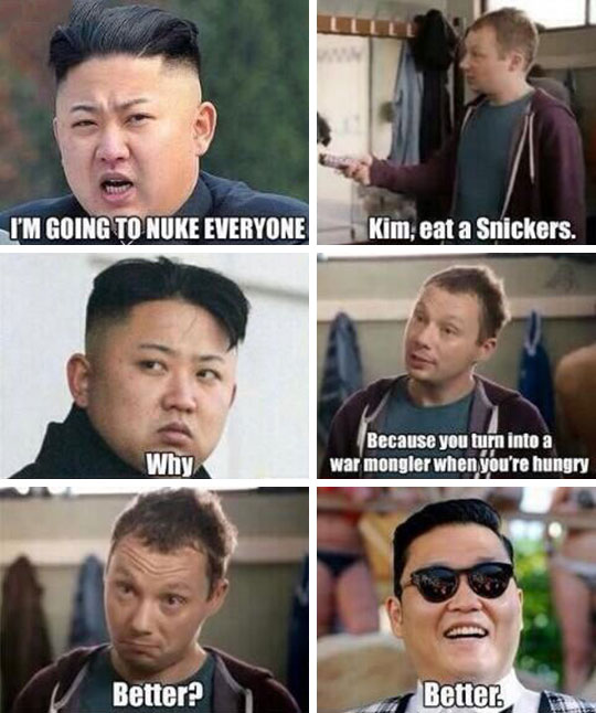 funny-Snickers-PSY-North-Korea