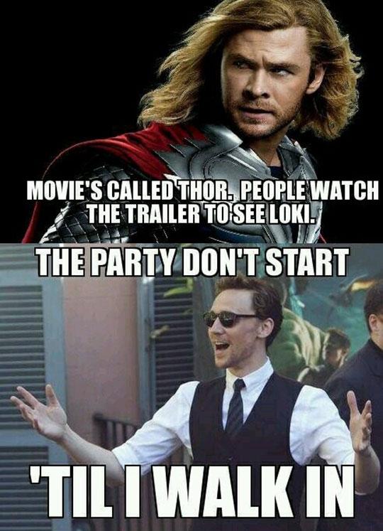 funny-Thor-Loki-trailer-party
