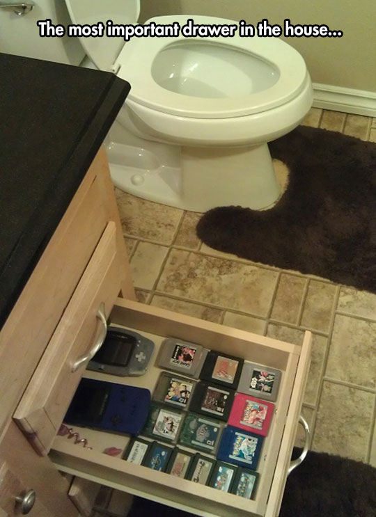 Important Drawer
