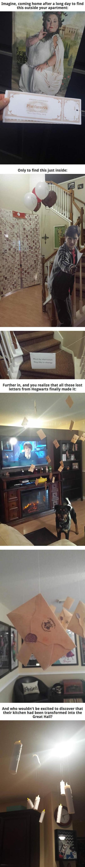 Harry Potter Themed Birthday Party