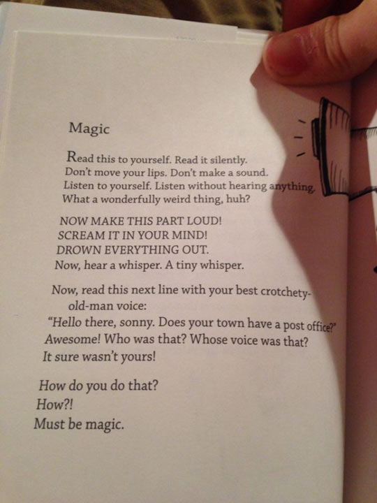 Must Be Magic