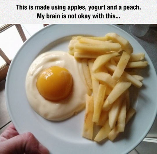 Tricky Breakfast