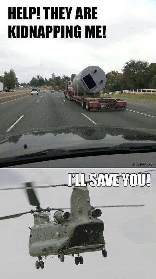 Hurry Up Chopper