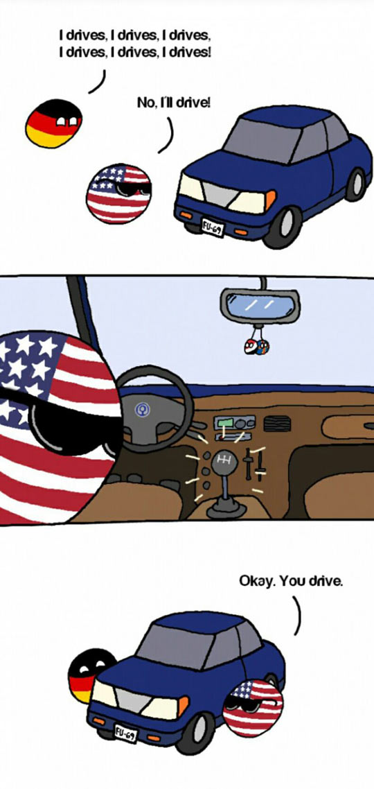 American And Gear Sticks