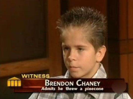 Calm Down, Brendon