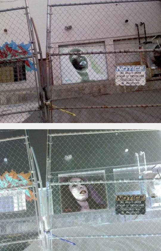 Graffiti Negative In Phoenix