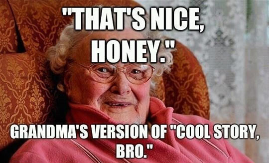 funny-grandmother-version-cool-story