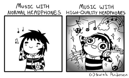 High-Quality Headphones