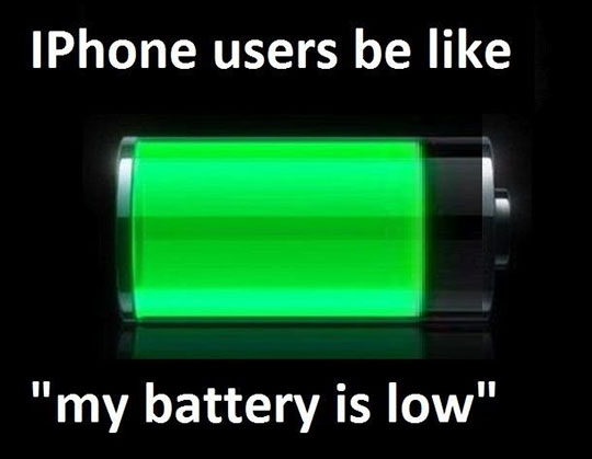 funny-iPhone-user-battery-low