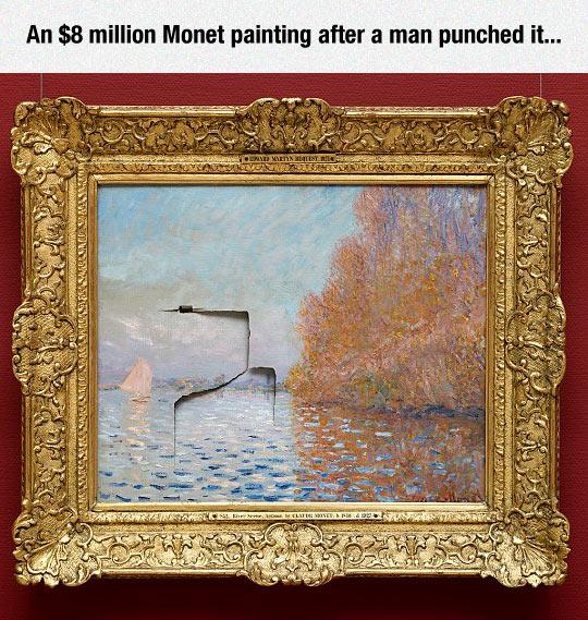 Art Vandalism