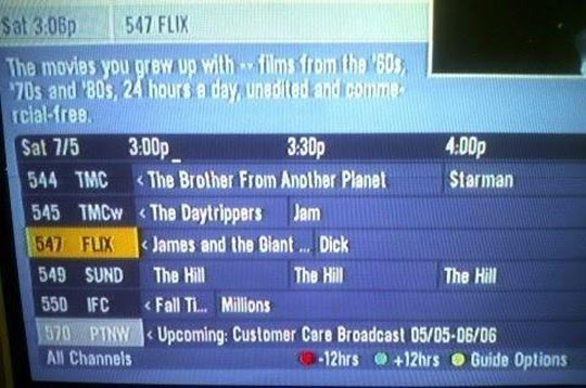 That Upcoming Movie Sounds Interesting