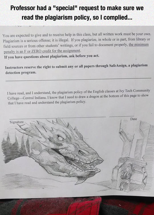 funny-plagiarism-question-dragon-policy