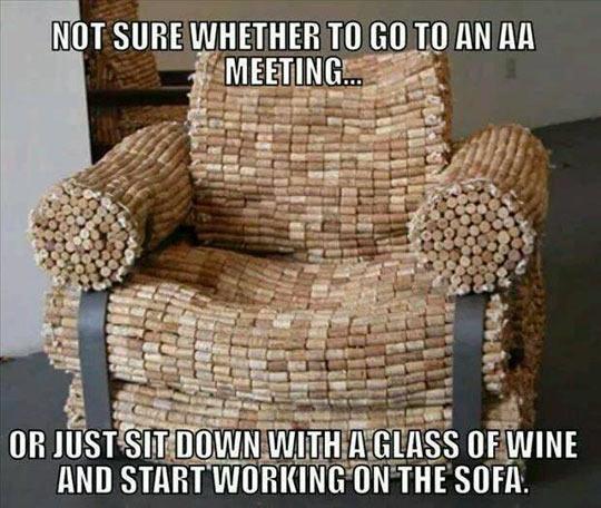 funny-sofa-cork-wine-AA-meeting
