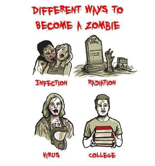 funny-ways-become-zombie-infection-college