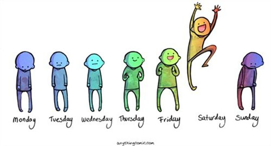A Very Accurate Week Description