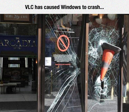 VLC Problems