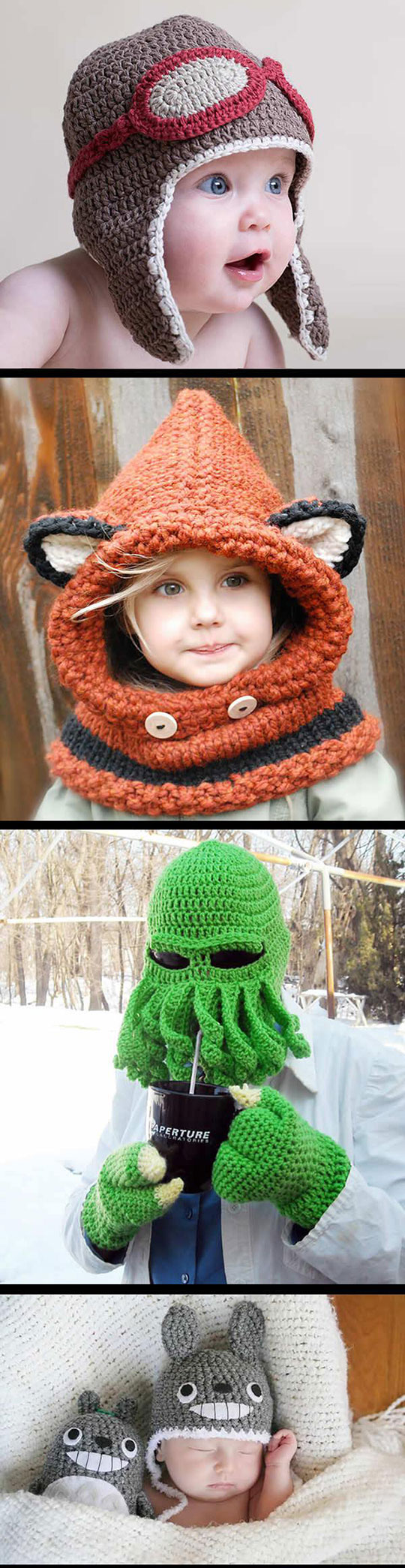 The Coolest Winter Hats