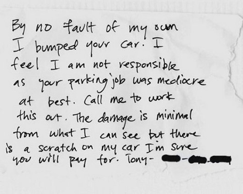 car-notes-your-fault