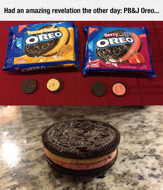 The Best Oreo Flavor Combo Ever