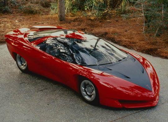 Pontiac Banshee, 1988