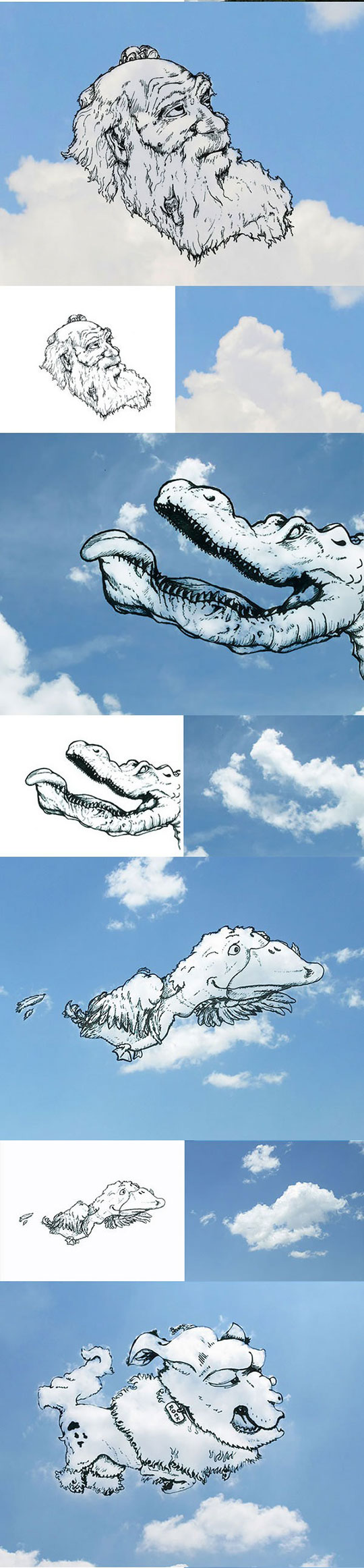 cool-cloud-drawings-animals