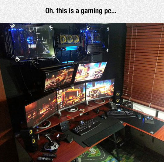 real gaming pc
