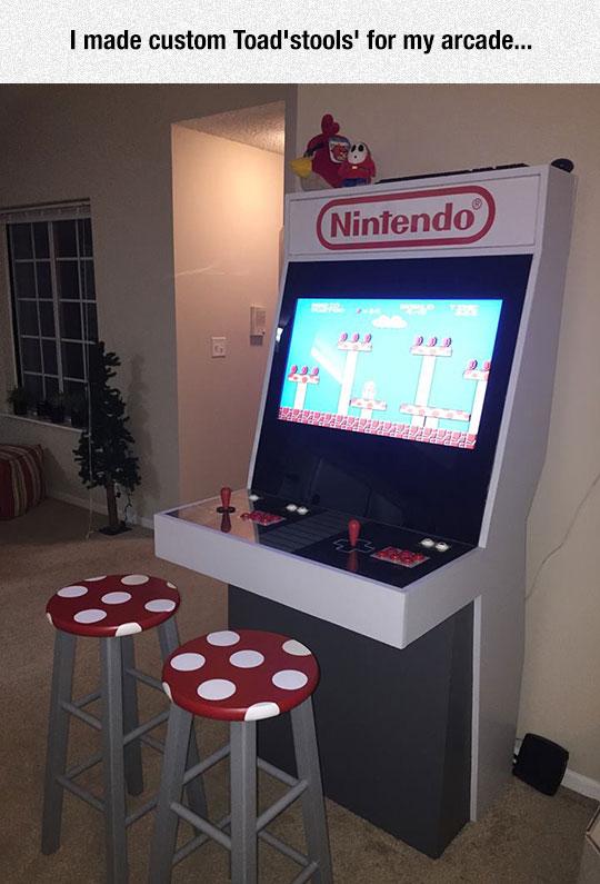 The Arcade For True Nintendo Fans