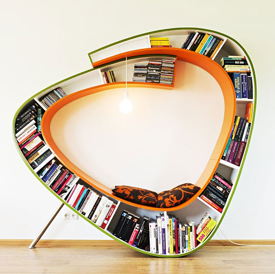 Reading Spot Round Design