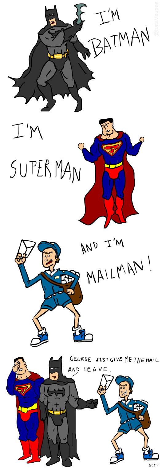 funny-Batman-Superman-mailman-comic