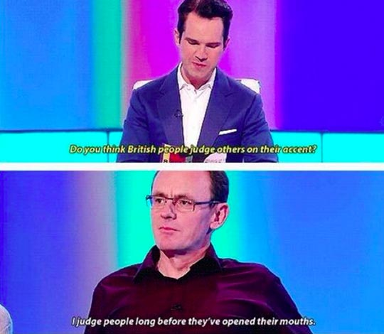 The British Attitude