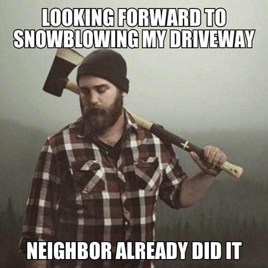 funny-Canadian-snow-blowing-problem-looking-neighbor
