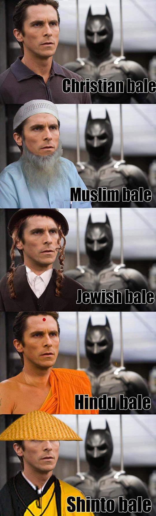 Multi Faith Bale