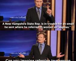 Well Put Conan