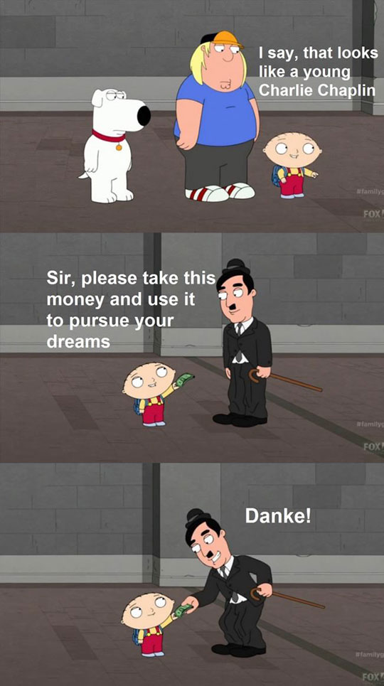 What Did You Do, Stewie?