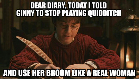 funny-Harry-Potter-broom-real-woman