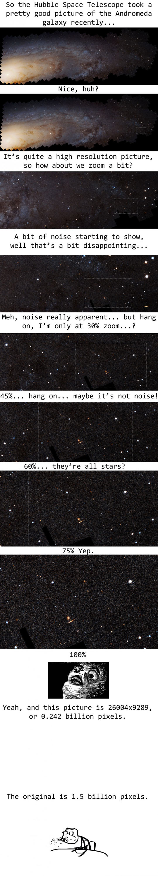 Hubble Is Pretty Nifty
