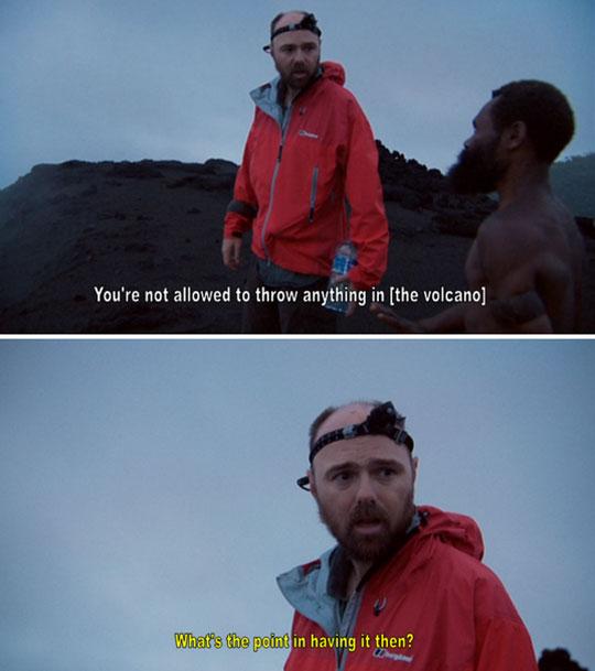 funny-Karl-Pilkington-volcano