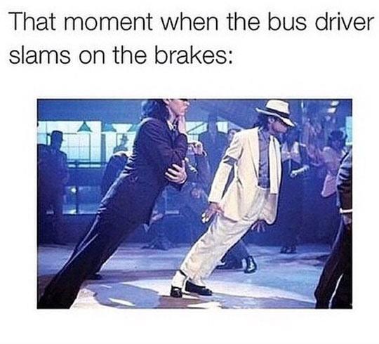 Inertia In The Bus