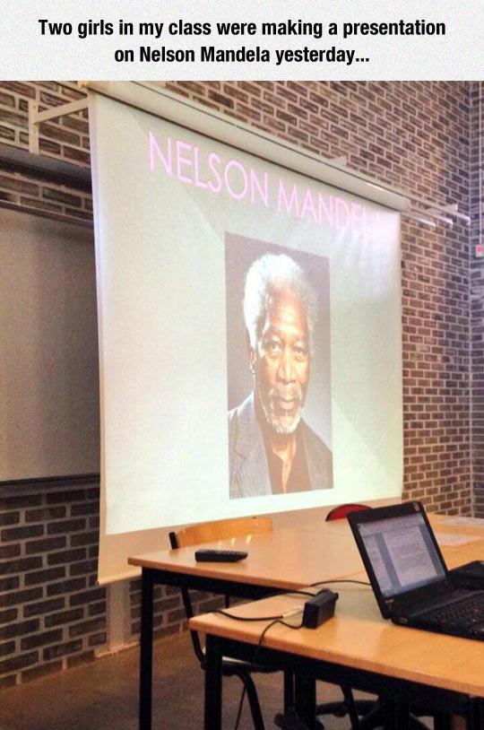 funny-Nelson-Mandela-presentation-Morgan-Freeman