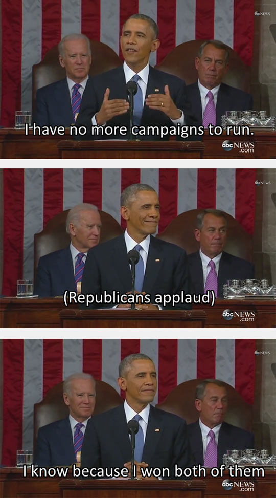 Burn Level: Presidential