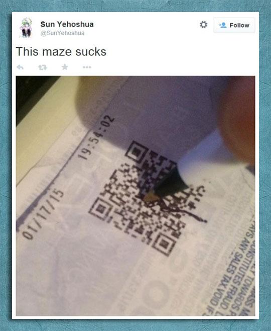 funny-QR-code-maze-pen